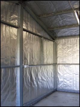 discounted premium shed insulation australia home. Black Bedroom Furniture Sets. Home Design Ideas